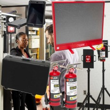 BullsEye Digital Fire Extinguisher Training System ‐ Trainers Package